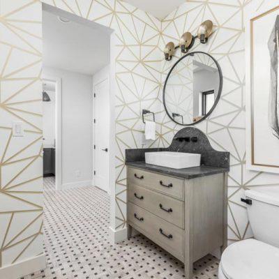 Home-a-Rama Guest Bathroom