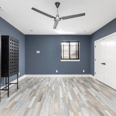 Custom Home Weight Room