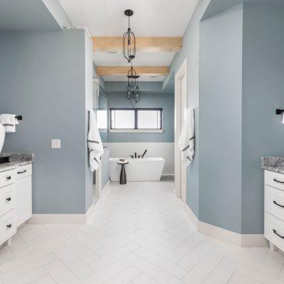 Home-a-Rama Master Bathroom