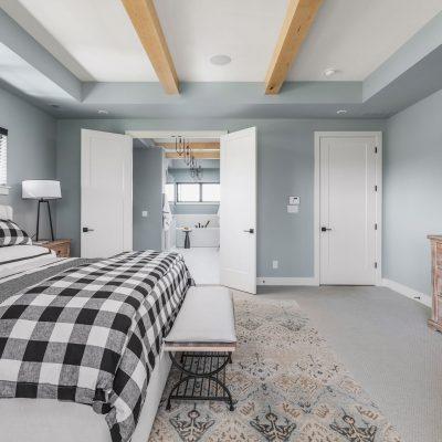 Home-a-Rama Master Bedroom