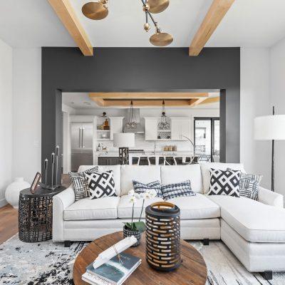 Home-a-Rama Living Area